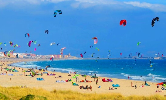 Kiteboarding In Tarifa