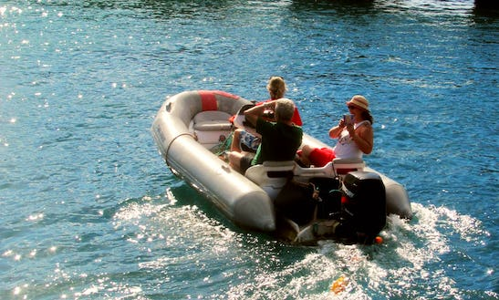 Small Rib Boat Trips In Costa Teguise