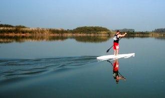 Stand Up Paddleboard Rental In Zeewolde