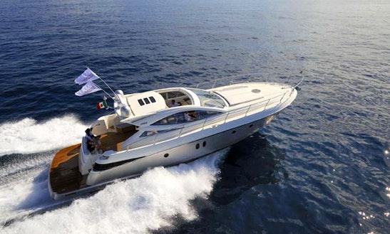 Salpa 50 Motor Yacht Charter In Latchi