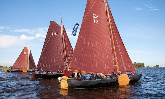 Sailing Barge Boat Trips In Earnewald