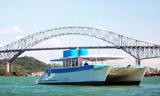 Boat Tour in Taboga Island, Panama