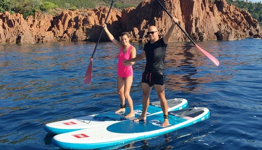 Paddleboard Rental & Lessons In Cannes, France