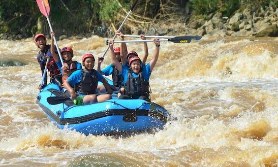 Rafting Trips In Magelang Selatan, Indonesia