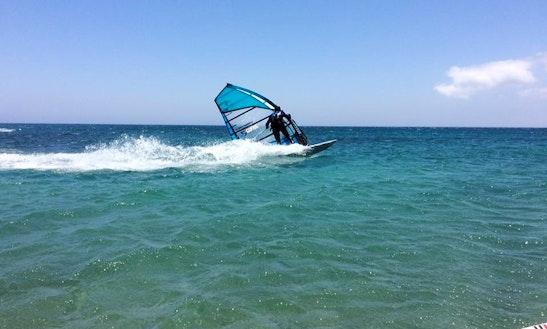 Windsurfing Lessons In Pozo Izquierdo