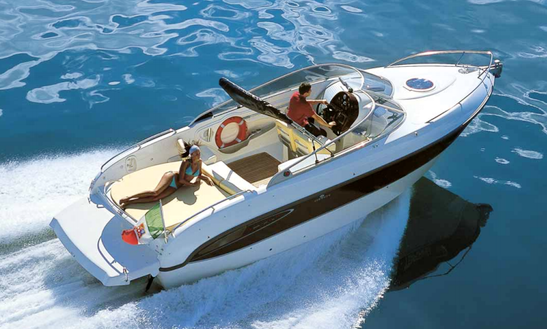 Cranchi Csl 27 Motor Yacht Charter In Zvezdara