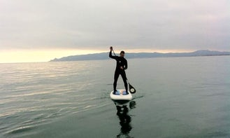 Stand up Paddle Surf  in Torroella de Montgrí
