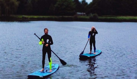 Sup Lesson And Hire In Den Haag