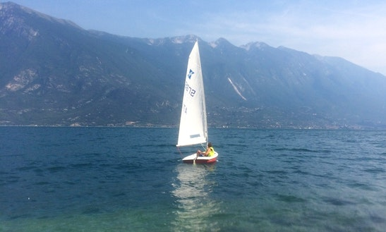 Dinghy Rental In Limone Sul Garda, Italy