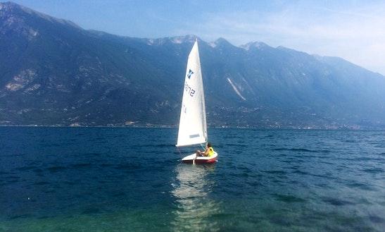 Dinghy Rental In Limone Sul Garda, Italy