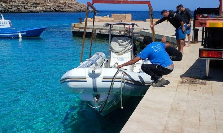 Diving Courses in Lampedusa e Linosa