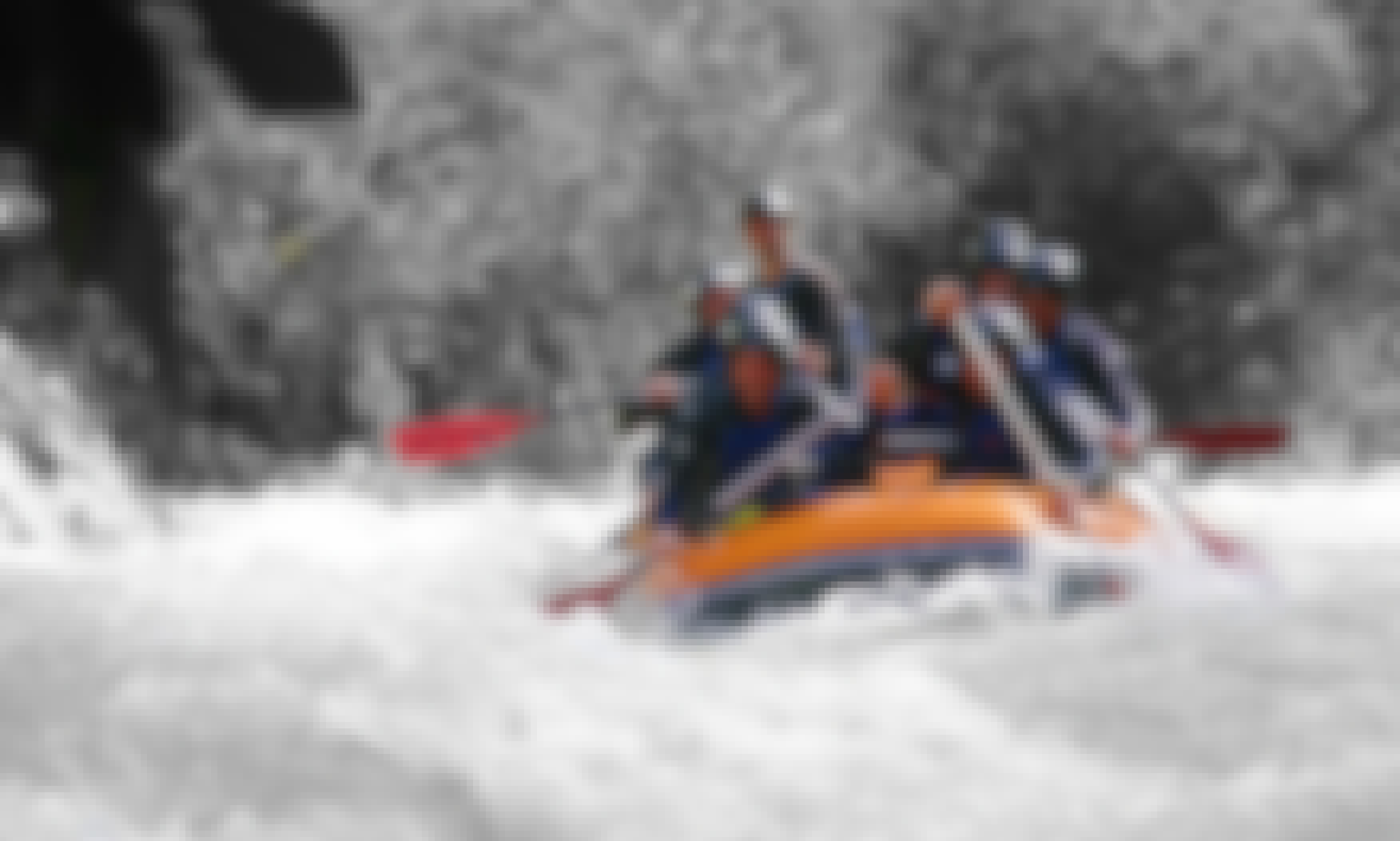 Whitewater Rafting In Andalusia