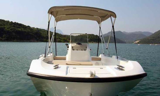 Deck Boat For Rent In Capdepera