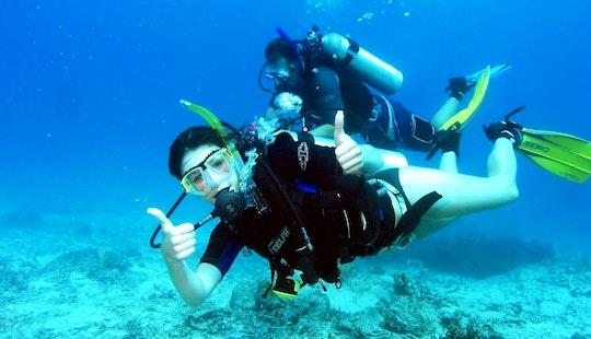 Diving Trips In Santorini