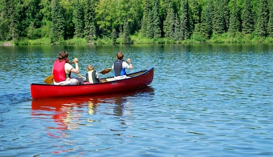 Canoeing Trips In Anatoliki Attiki