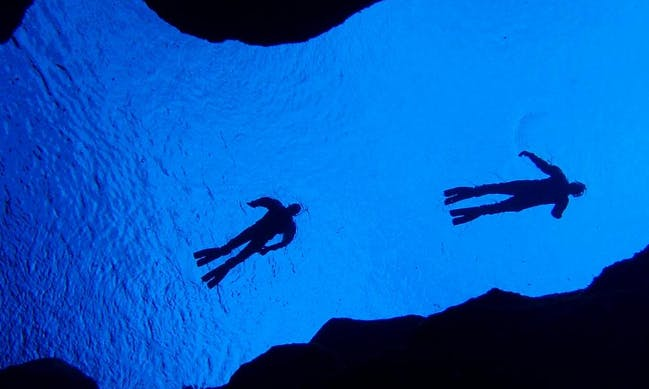 Snorkeling Trip for ages 13 and above in Reykjavík, Iceland