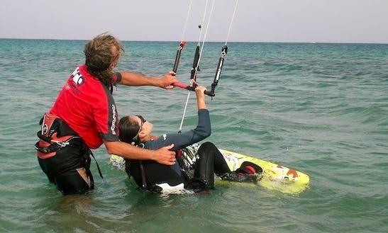 Kitesurf Lessons In Costa Teguise