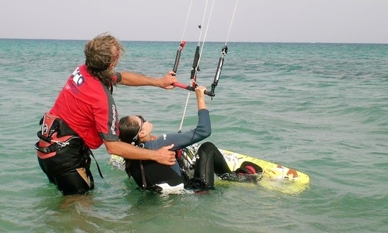 Kitesurf Lessons In Costa Teguise