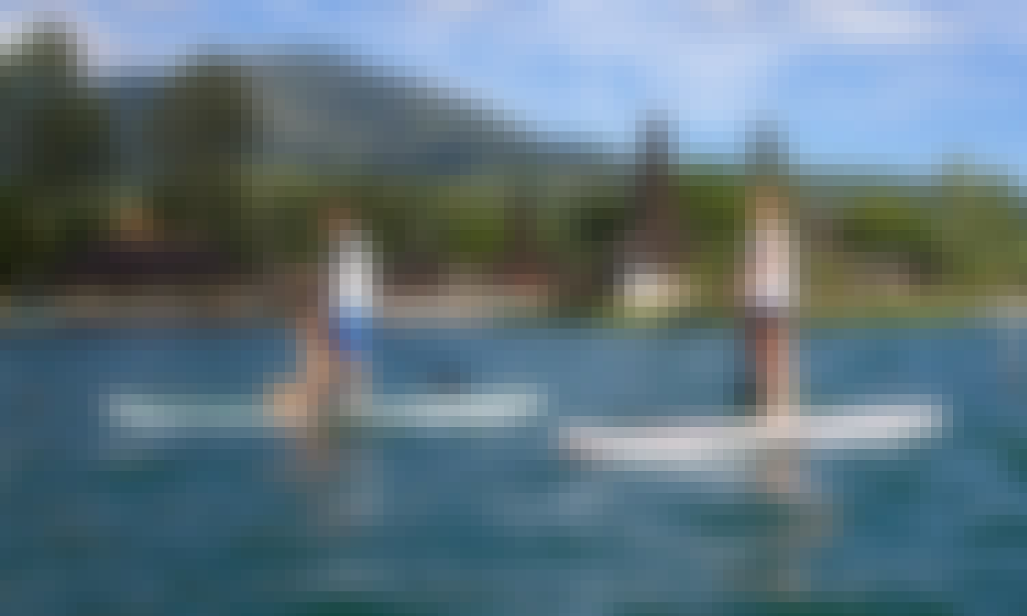 Paddleboard Lessons in Pollença