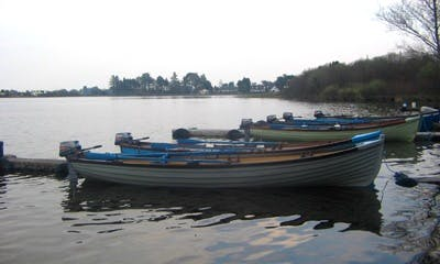 Enjoy Fishing in Galway, Ireland on this Bass Boat