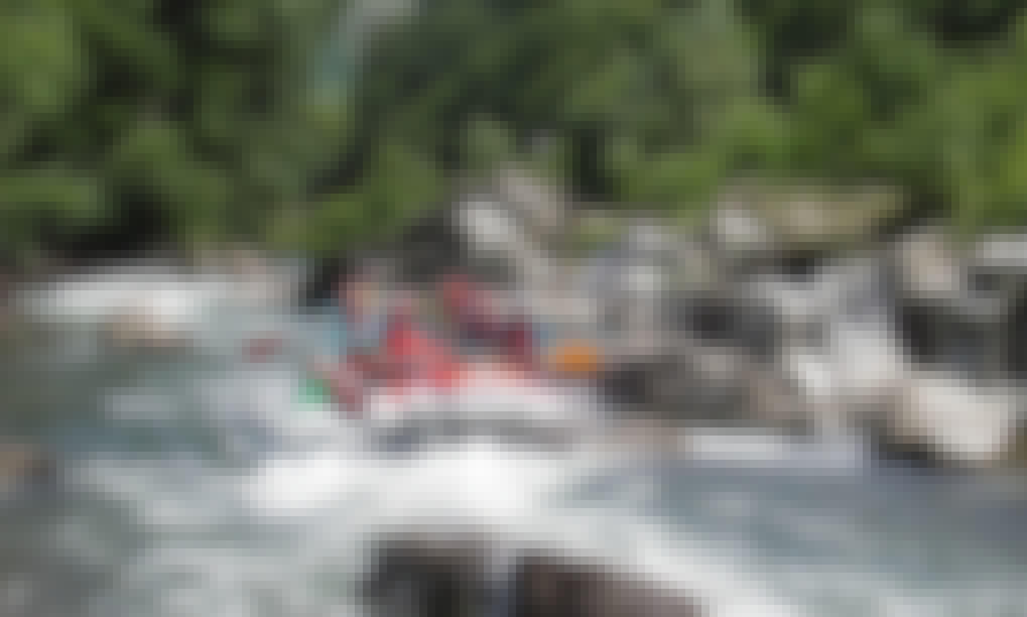 Rafting Trips in Bidarray, France