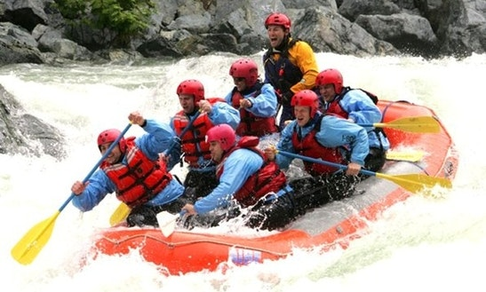 Rafting Trips In Gold Bar