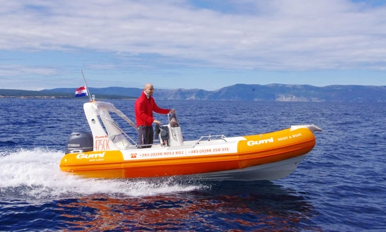 'nautica Rp16' Rental In Njivice