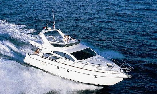 Azimut 50 Motor Yacht Charter In Tambon Mai Khao