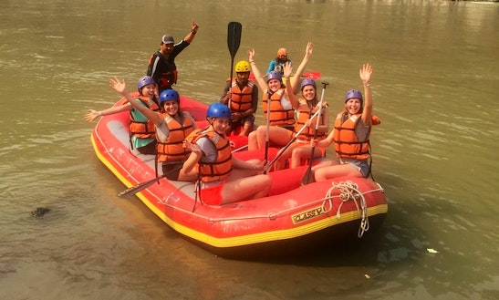 Get To Experience Rafting In Kathmandu, Nepal For As Low As $40 Usd Per Person Per Day
