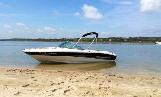 18' Bowrider Charter In Port Charlotte, Englewood, Punte Gorda Area