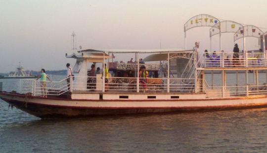 Boat River Cruises In Phnom Penh