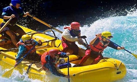 White Water Rafting On Futalefu River