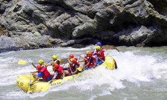 Raft in Kathmandu