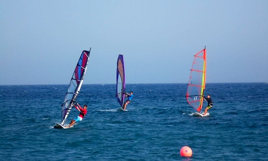 Wind Surfing Lessons In 4103 Limassol, Cyprus