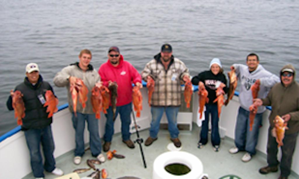 50 39 patriot trawler fishing trips in avila beach for Avila beach fishing