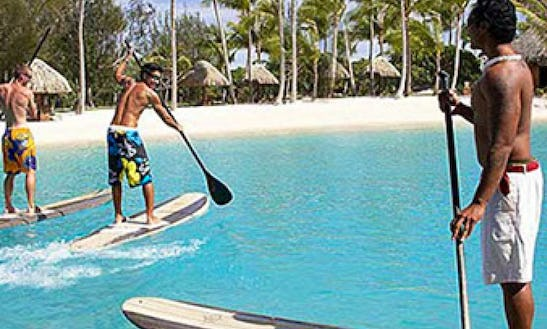Rent A Stand Up Paddleboard In Pompano Beach, Florida