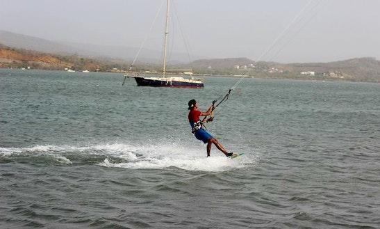 Kiteboarding In Barranquilla, Colombia