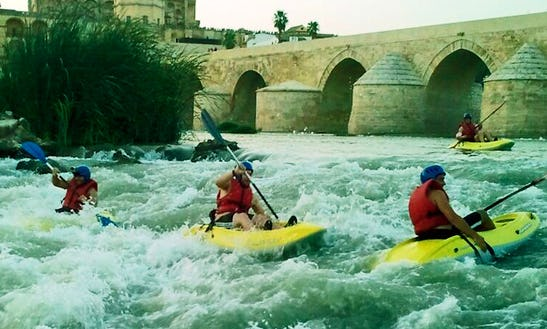 Single And Double Kayak In Córdoba