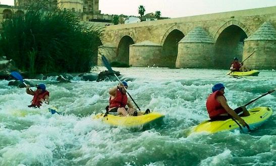 Single And Double Kayak In Córdoba