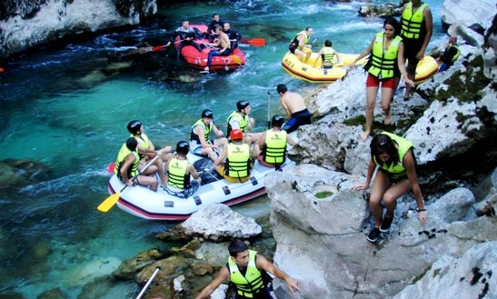 Rafting In Konjic
