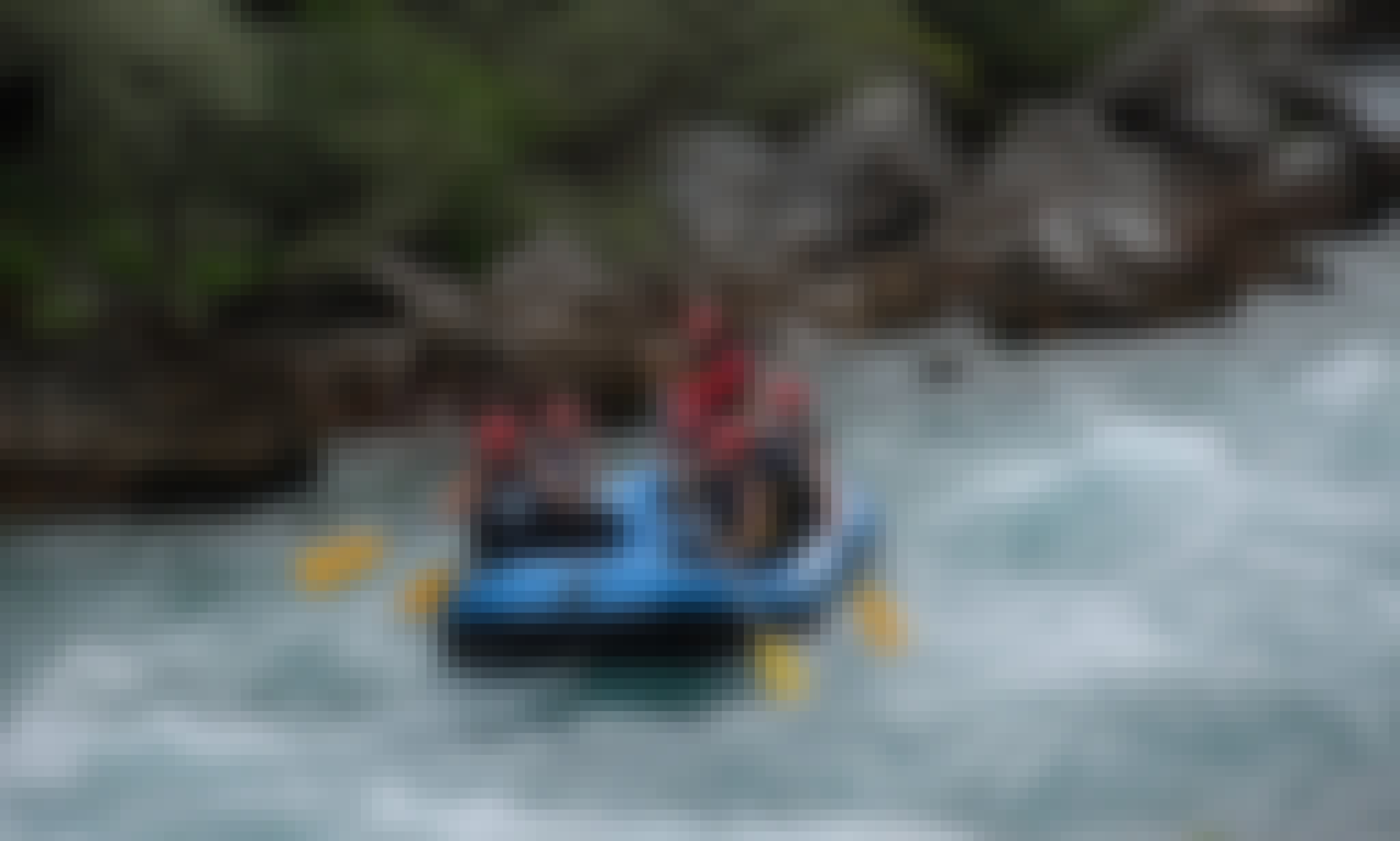 Rafting in Foča
