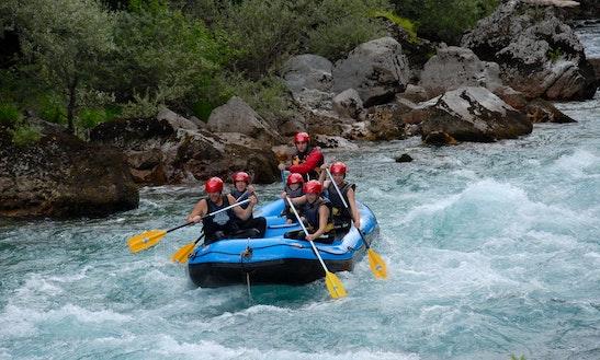 Rafting In Foča