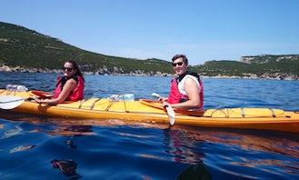 Tandem Kayak Rental & Trips in  Sardegna, Italy
