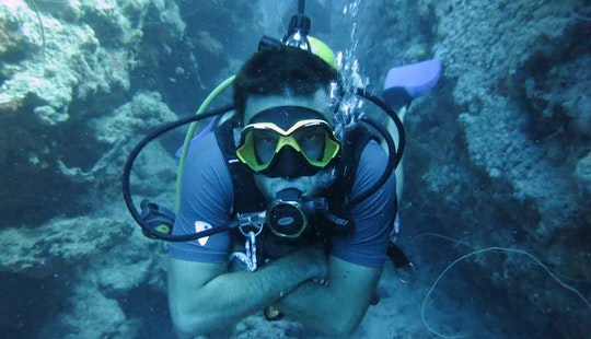 Diving And Courses In Lasithi
