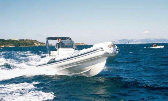 Motonautica 780 Rigid Inflatable Boat In Saint-florent, France