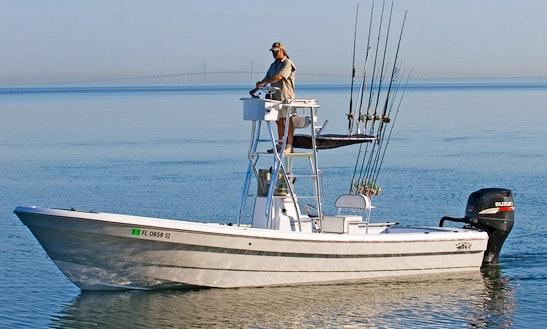 Fishing charter in anna maria getmyboat for Cortez motors bradenton fl