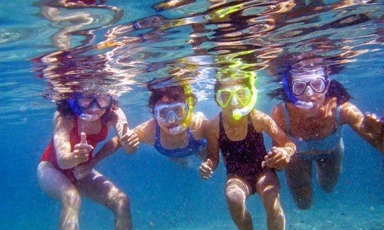Snorkeling Tours In Alcúdia