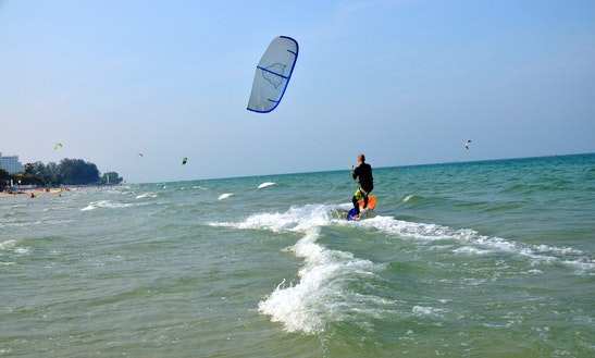 Kitesurfing Lessons In Poland