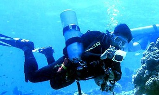 Diving Tour And Lessons In Kota Kinabalu