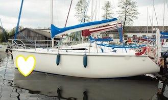 """Twister 780"" Cruising Monohull Charter in Giżycko"